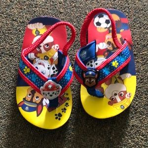 Other - Toddler Paw Patrol Sandals
